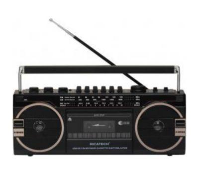 Radio analogique Ricatech PR1980 Ghettoblaster