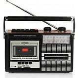 Radio analogique Ricatech  PR85 Recorder 80's