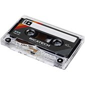 Cassette Ricatech CT60 Audio
