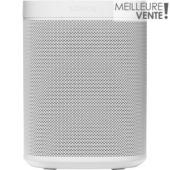 Enceinte Wifi Sonos ONE SL Blanc
