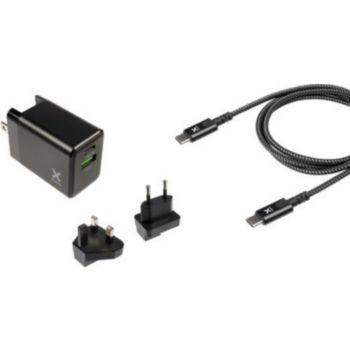Xtorm Chargeur de Voyage USB-C 18W pour Smartp