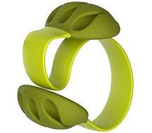 Range câble Bobino CableClip pour bureau vert
