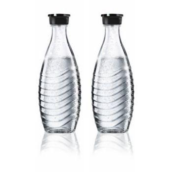 Sodastream Pack de 2 carafes verre