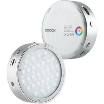 Godox Lampe Led R1 RGB + Kit AK-R1
