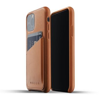 Mujjo iPhone 11 Pro marron