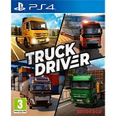 Jeu PS4 Just For Games Truck Driver