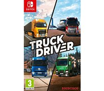 Jeu Switch Just For Games  TRUCK DRIVER