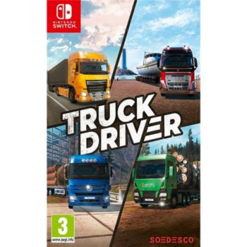 Just For Games TRUCK DRIVER