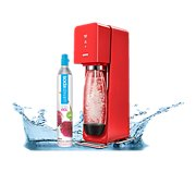 Sodastream Source Rouge