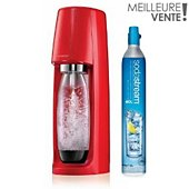 Machine à soda Sodastream Spirit Rouge
