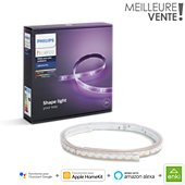 Bandeau LED Philips Hue LightStrips Plus - 2m