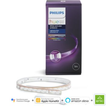 Philips Hue LightStrip Plus 1m extension