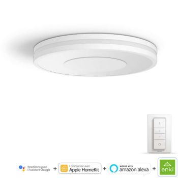 Philips Being ceiling lamp white