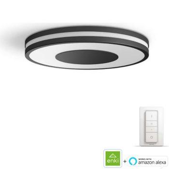 Philips Being ceiling lamp black