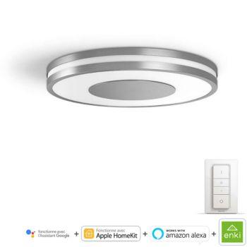 Philips Being ceiling lamp aluminium