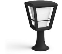 Lampe connectable Philips HUE ECONIC Borne - Noir