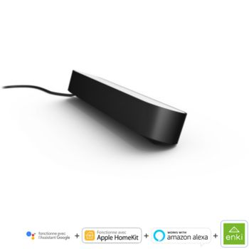 Philips Hue Play Pack extension x1  Noir
