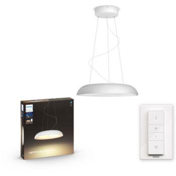 Philips Amaze pendant white Bluetooth