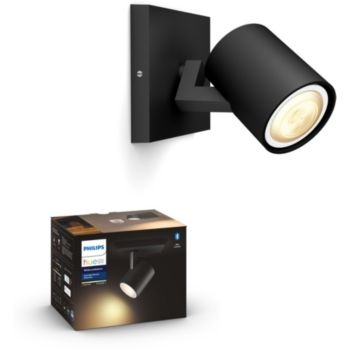 Philips Hue Runner Ext. Kit single spot Black