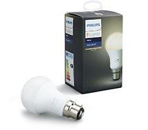 Ampoule connectée Philips B22 Hue white