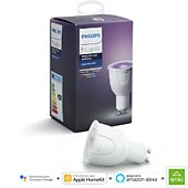 Ampoule connectée Philips Hue Spot GU10 6.5W White & Colors