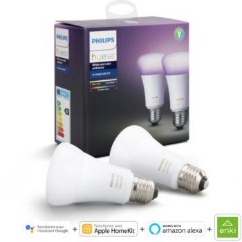Ampoule connectable