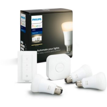 Philips démarrage E27 Hue white