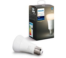 Ampoule connectée Philips  E27 Hue white