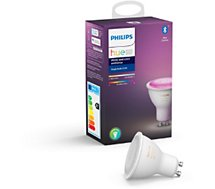Ampoule connectée Philips  Hue Spot GU10 6,5W White & Colors