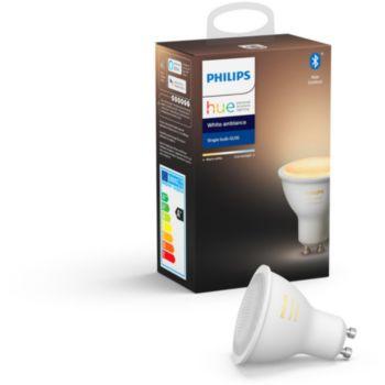 Philips 5,5W GU10 EU Hue White & Ambiance