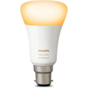 Philips B22 Hue White & ambiance