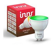 Ampoule connectée Innr  GU10 LED Connectée Couleurs 1800-6500
