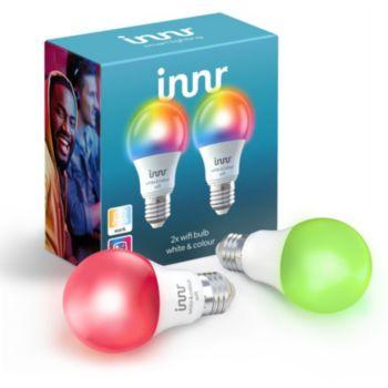 Innr Ampoule LED connectée wifi -E27-Couleur