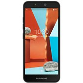 Smartphone Fairphone 3+ Noir