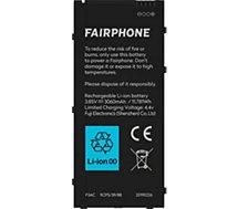 Batterie téléphone portable Fairphone  pour Smarphone Fairphone 3