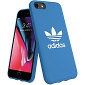 Coque Adidas Originals iPhone 6/7/8/SE 2020 BASIC FW18 bleu