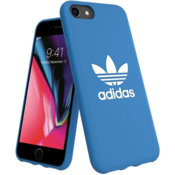 adidas originals iphone 6s 7 8 basic fw18 bleu accessoire. Black Bedroom Furniture Sets. Home Design Ideas