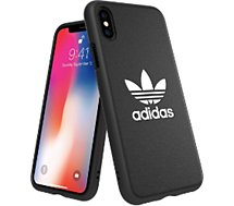 Coque Adidas Originals  iPhone X/Xs BASIC FW18 noir/blanc