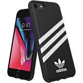 Coque Adidas Originals iPhone 6s/7/8 PU FW18 noir