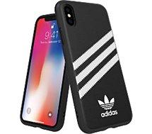 Coque Adidas Originals  iPhone X/Xs PU FW18 noir