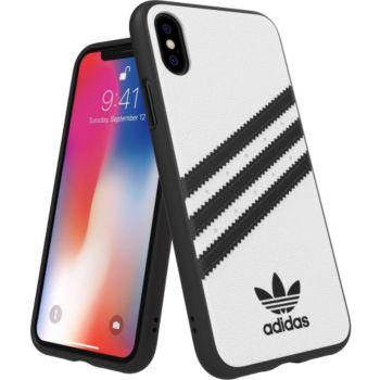 Adidas Originals iPhone X/Xs PU FW18 blanc/noir
