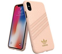 Coque Adidas Originals iPhone X/Xs SNAKE FW18 rose