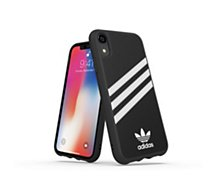 Coque Adidas Originals  iPhone Xr PU FW18 noir