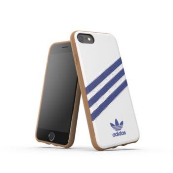 Adidas Originals iPhone 6/7/8/SE Samba SS19 blanc/bleu