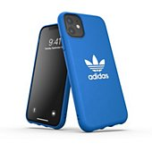 Coque Adidas Originals iPhone 11 Basic bleu