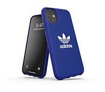Coque Adidas Originals  iPhone 11 Adicolor bleu