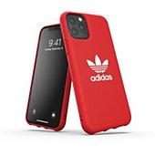 Coque Adidas Originals iPhone 11 Pro Adicolor rouge