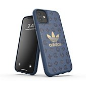 Coque Adidas Originals iPhone 11 Shibori bleu marine