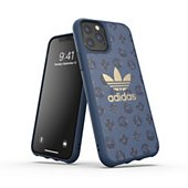 Coque Adidas Originals iPhone 11 Pro Shibori bleu marine