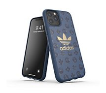 Coque Adidas Originals iPhone 11 Pro Shibori bleu marine